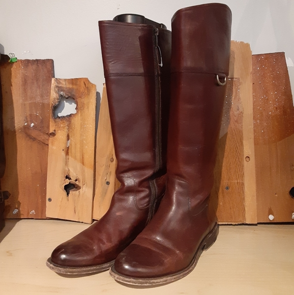 Frye Shoes - Brown Frye boots